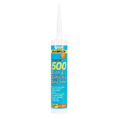 Bath and Sanitary 500 Mid Modulus Ivory