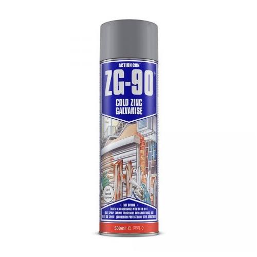 ZG-90 Cold Zinc Galvanise Spray