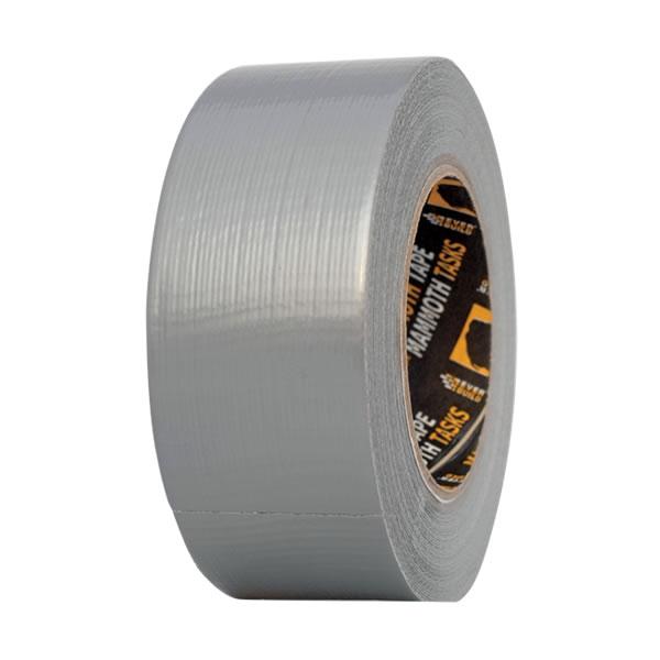 50mm x 50m Cloth Gaffa Tape Silver