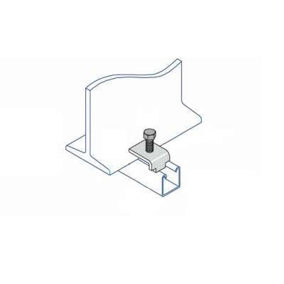BC001 Top Beam Clamp - 1 Hole