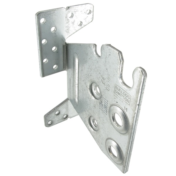 Simpson Strong Tie Tu12 120mm Height Concealed Beam Hanger