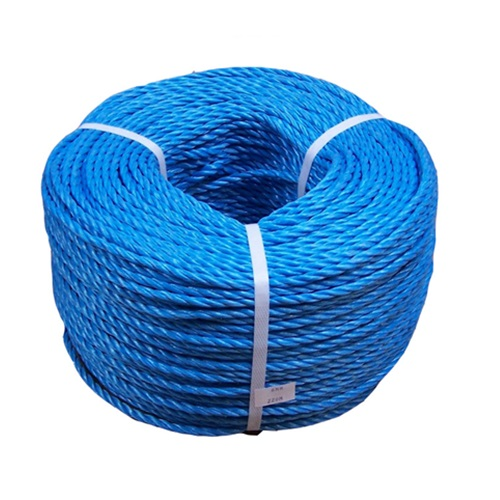 6mm Blue Polypropylene Rope 220 Meter Coil