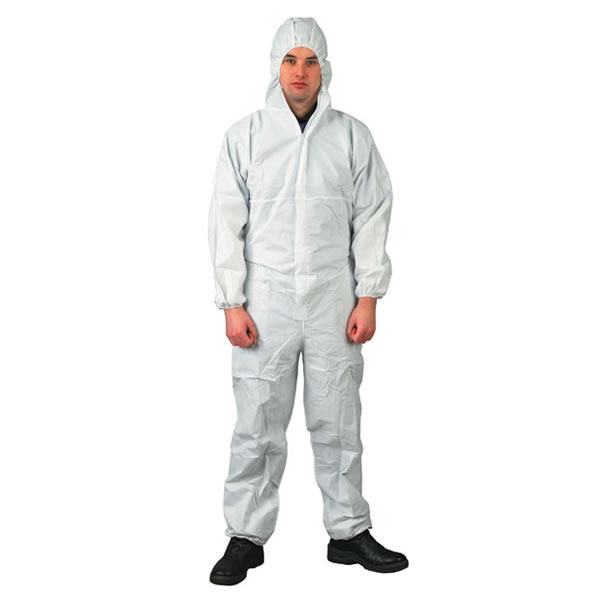 Supertex SMS Type 5/6 Disposabl Coverall