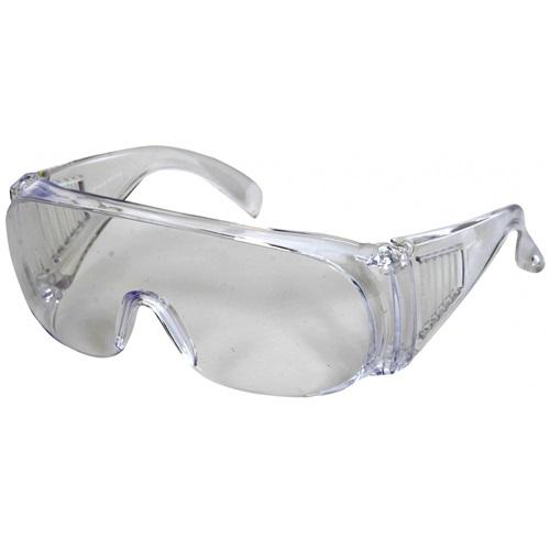 Over Specs - Clear Lens EN166