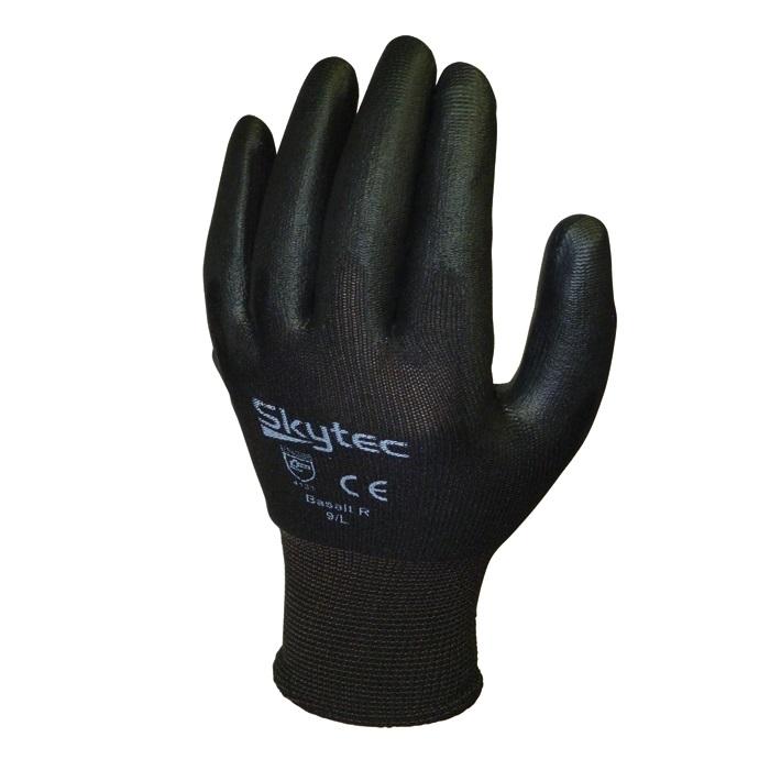 Skytec Basalt R PU Safety Glove Black