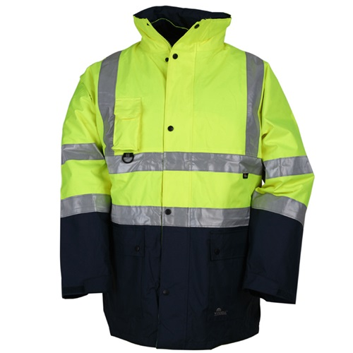 Hi Visibility 5 in 1 Yellow / Blue Contrast