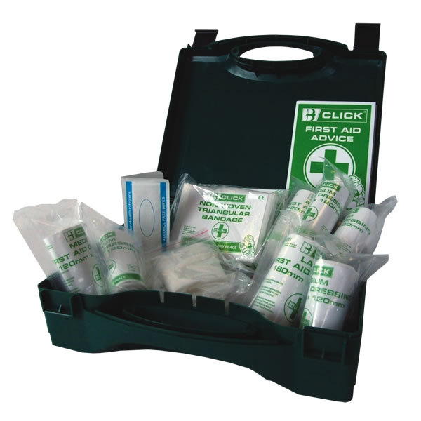 Standard HSE First Aid Kit  1 - 10 Person