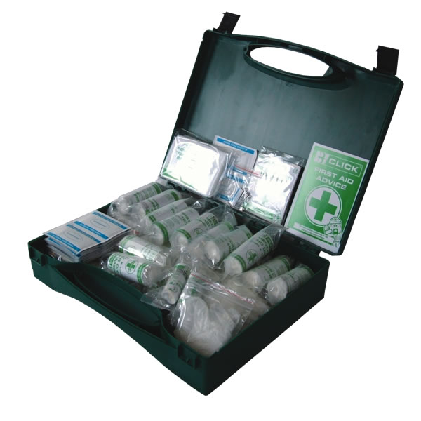 Standard HSE First Aid Kit 1 - 20 Person