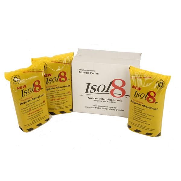 Isol8 Loose Absorbent 1.3kg